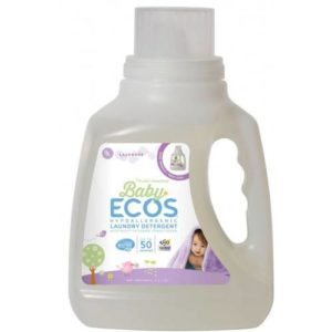 Detergent ecologic ECOS pentru bebeluși Earth Friendly Products, 1,5 l