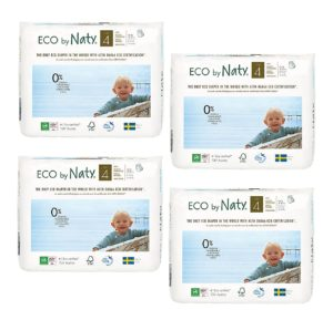 Pachet economic Chilotei eco biodegradabile Naty nr. 4