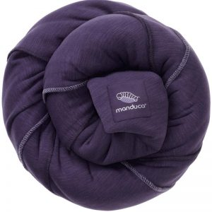 wrap elastic manduca purple