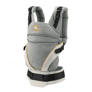 manduca-XT_grey-orange_ssc ergonomic reglabil