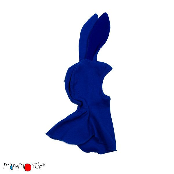 CagulaUnique Bunny din lana merinos manymonths jewel blue