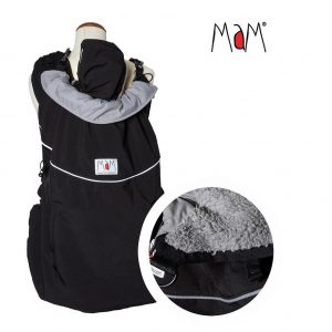 MaM Cover Protectie Iarna Softshell sherpa fleece