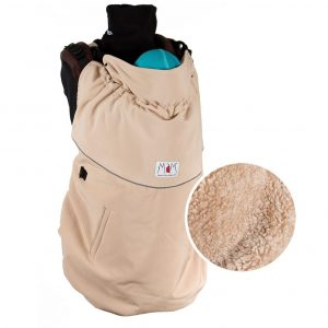 MaM Cover Protectie Iarna Softshell sherpa fleece Sandcastle