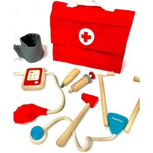 Set Micul doctor Plan Toys