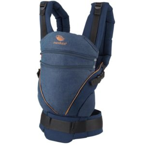 manduca XT ergonomic reglabil denim toffee bioteca