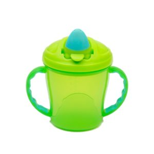 Cana free flow cup 4 luni vital baby verde