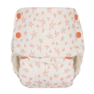 Scutec textil Grovia all in one AIO Grapefruit Stars