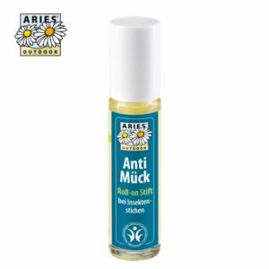 roll-on natural pentru calmarea intepaturilor de tantari aries 10 ml