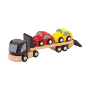 Trailer transport auto Plan Toys